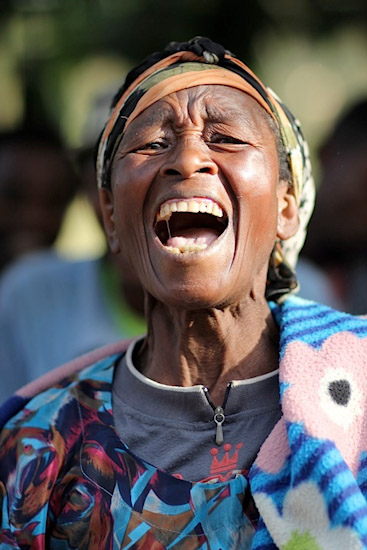 A happy cataract patient!